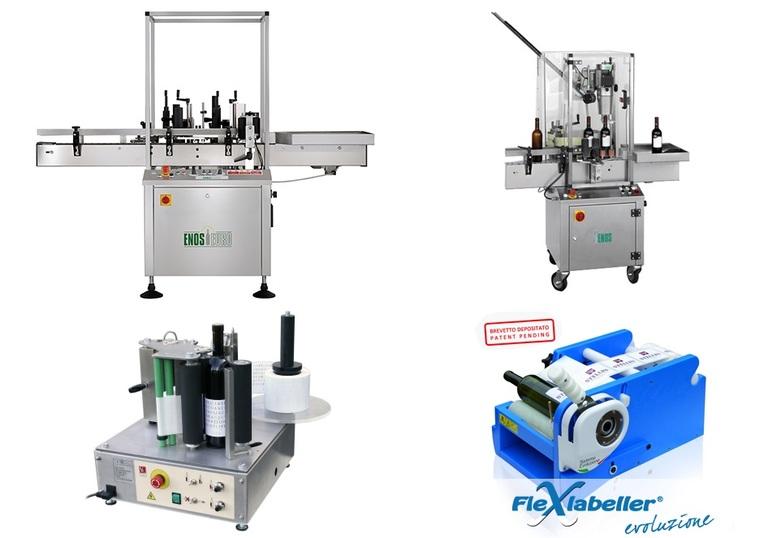 Etiketirni stroji