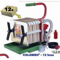 RO-filter Colombo Inox 20x20- 12 plošč