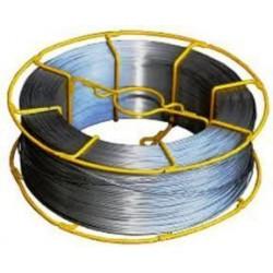 INOX 1.4301 žica 1,2mm, kolut 13,4kg (cca 1500m)