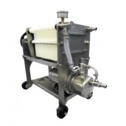 TEM filter JOLLY 20 20x20- 21 plošč s črpalko, 220V