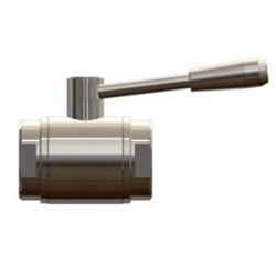 INOX ventil krogl. 1