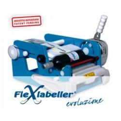 FLEXLABELLER PE-E polavtomat.etiketirni stroj