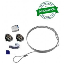 GRIPPLE-Kit GPAK Plus M št.3 (GP1 + žica 3 mm/3,5 m)