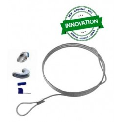GRIPPLE-Kit GPAK Plus W št.3 (GP MEDIUM + žica 3 mm/3 m)