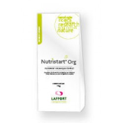 Hrana za kvasovke NUTRISTART Org- 1 kg (ORGANSKA)
