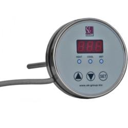SK-Termometer regulac. SPR 8 (10m kabel) vgradni