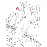 Steklo desnih vrat F/XL (poz.1)
