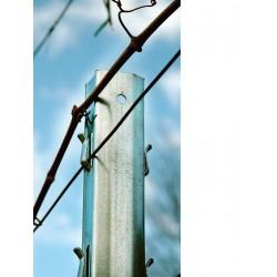 FABIJAN končni steber FK60 2,7m / 2,0mm pocinkan