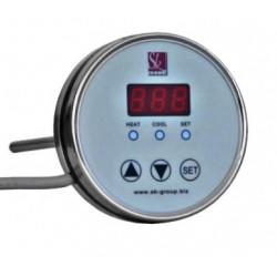 SK-Termometer regulac. SPR 8 (4m kabel) vgradni