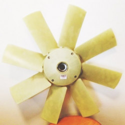 DR-Kpl ventilator za Athos 700