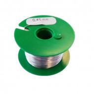 Pocink.žica 0,45 mm na kolutu za vezalne klešče