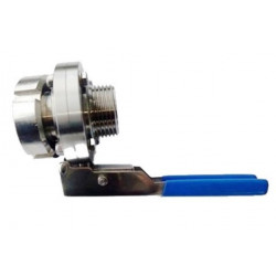 INOX ventil loputni DN32 - 5/4˝WG