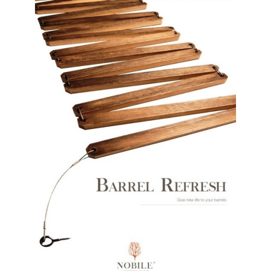 Čipsi NOBILE BARREL REFRESH 7- REVELATION (za rabljene barrique)