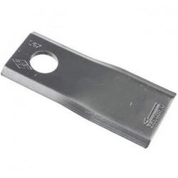 KUHN-nož desni za GMD (107x87x45x4- fi 18.2mm)