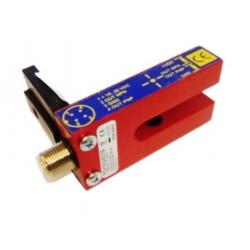 EN-senzor etiket FOV10-DIS318 rdeč